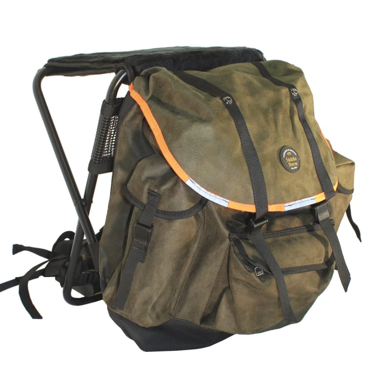 Backpack With Stool Wide