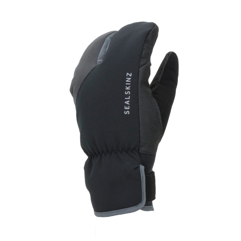Extreme Cold Weather Cycle Split Finger Glove