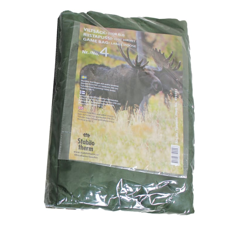 Game Bag Moose