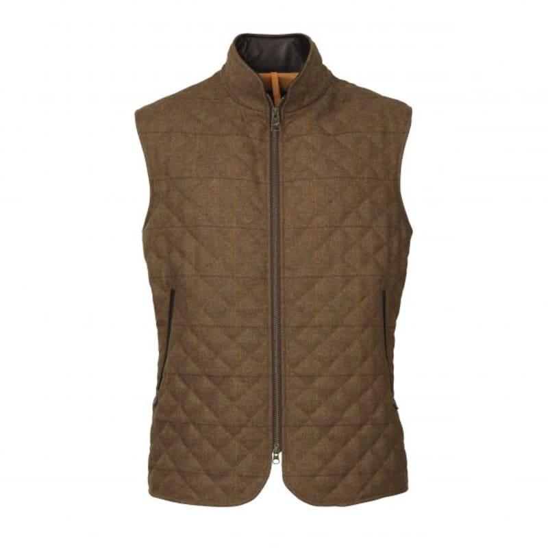Firle Quilted Vest Men's