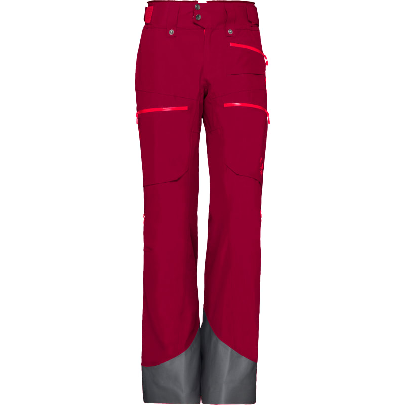 Lofoten Gore Tex Insulated Pants Women – Norrøna