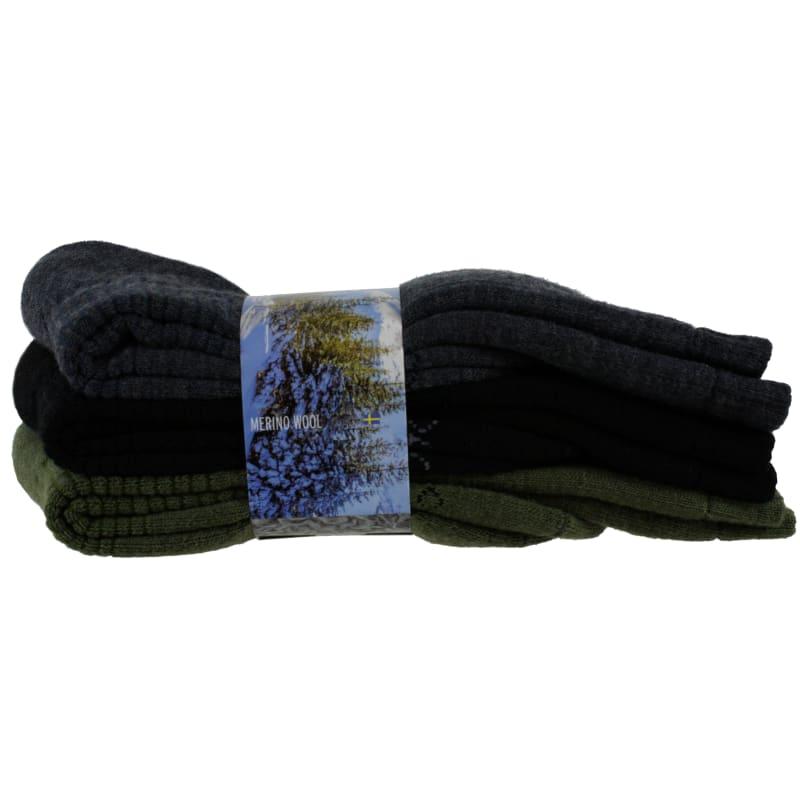 Bilde av Wool Thick Socks 3 Pairs