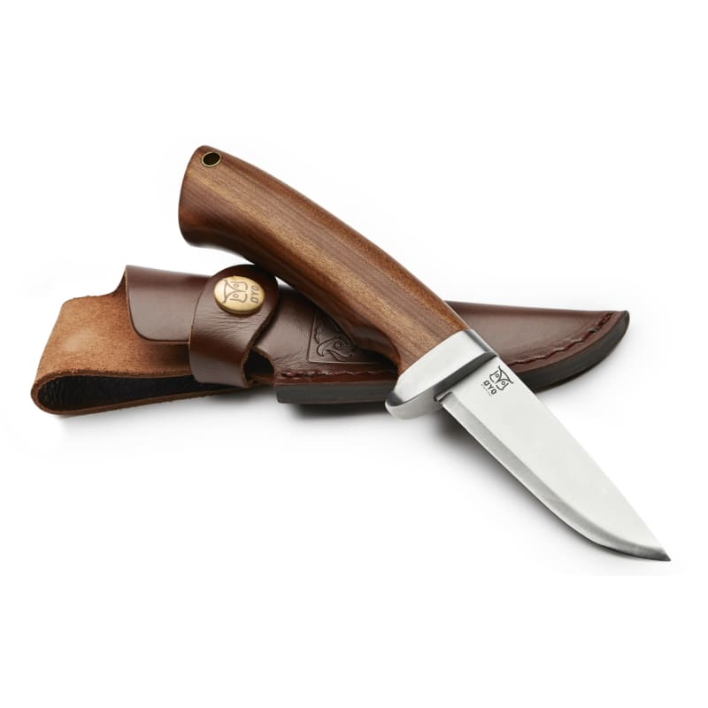 Dovre Knife with Leather Sheath