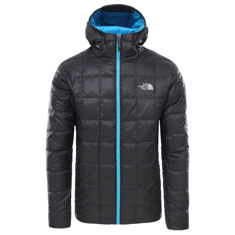 Men's Kabru Hooded Down Jacket