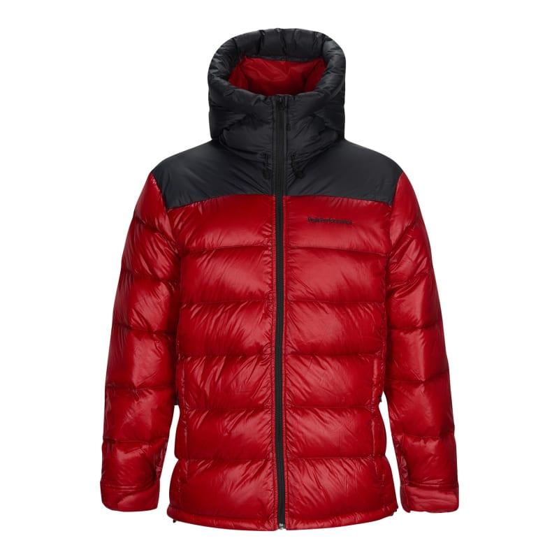 Men's Frost Glacier Down Hooded Jacket