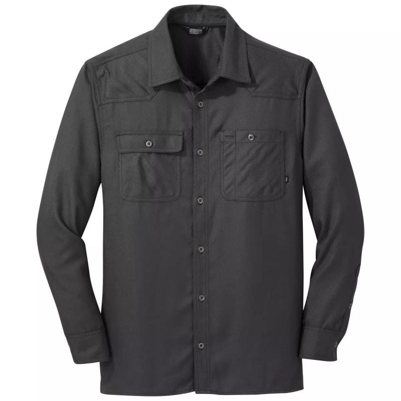 Men's Feedback Flannel Shirt