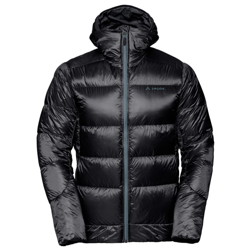 Vaude Mens Kabru Hooded Jacket III Svart