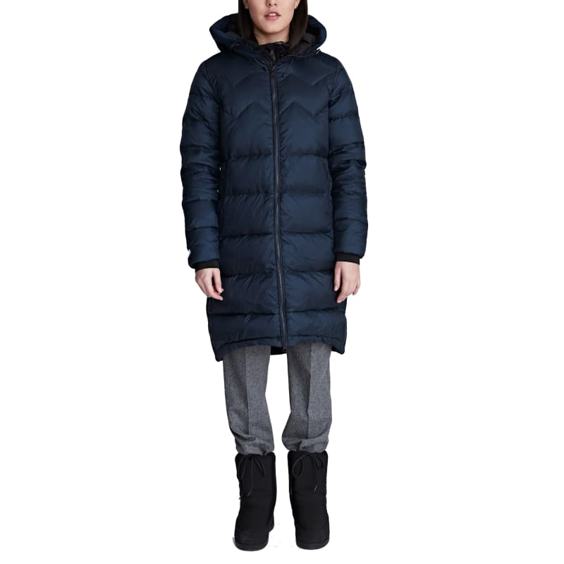 Womens Cocoon Down Jacket