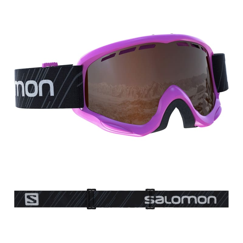 Salomon Juke Access Kids Rosa
