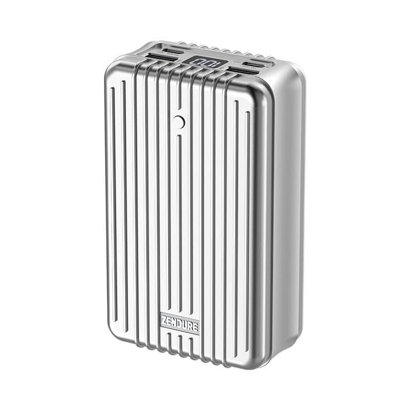 Zendure SuperTank USB-C PD Portable Charger 27 000 mAh Grå