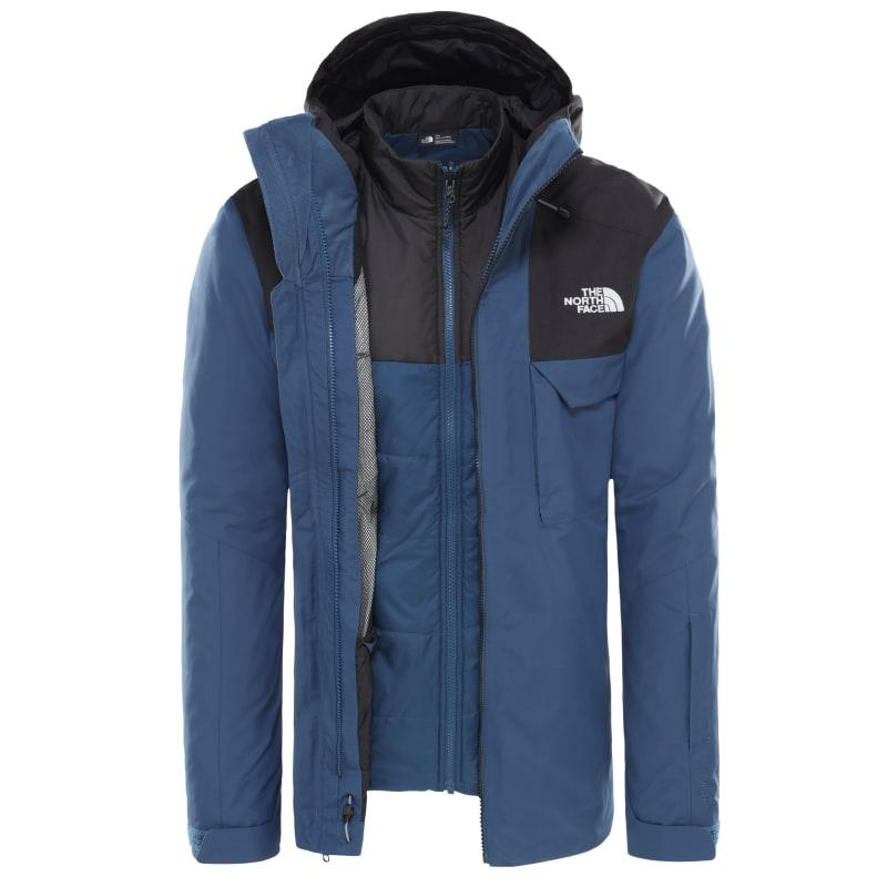Men?s Fourbarrel Zip-In Triclimate Jacket