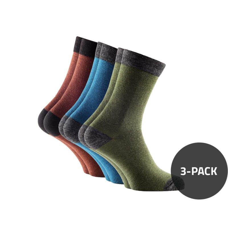 3-pack Thin Wool Nova