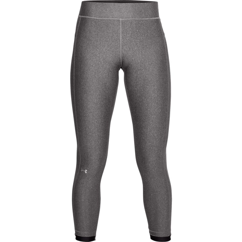 Under Armour Womens HeatGear Armour Ankle Crop Grå Grå XS