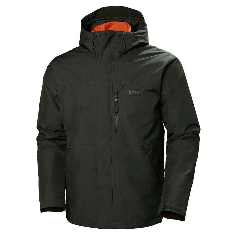 Helly Hansen Squamish Cis Jacket Svart