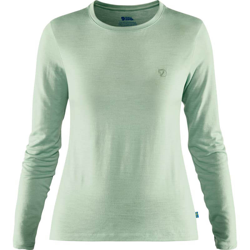 Women's Abisko Wool Ls