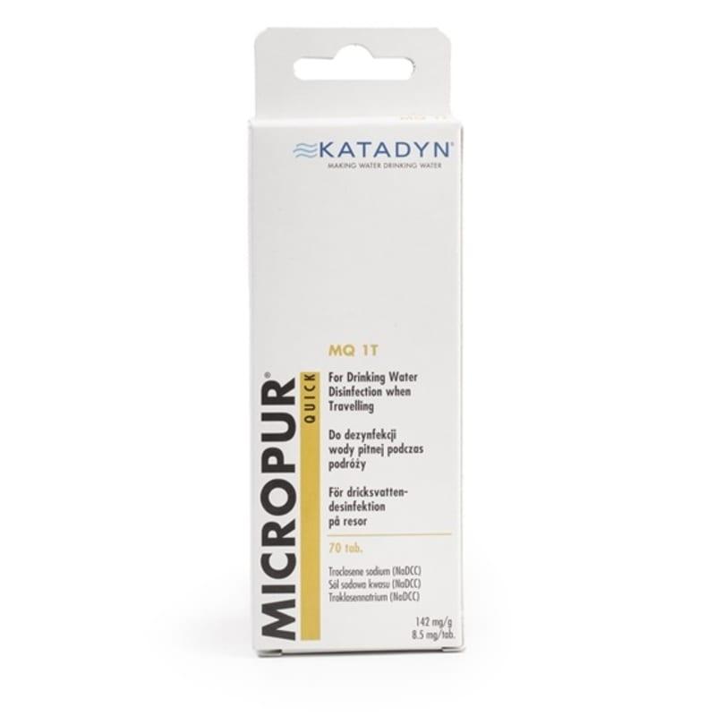Micropur Quick MQ 1T