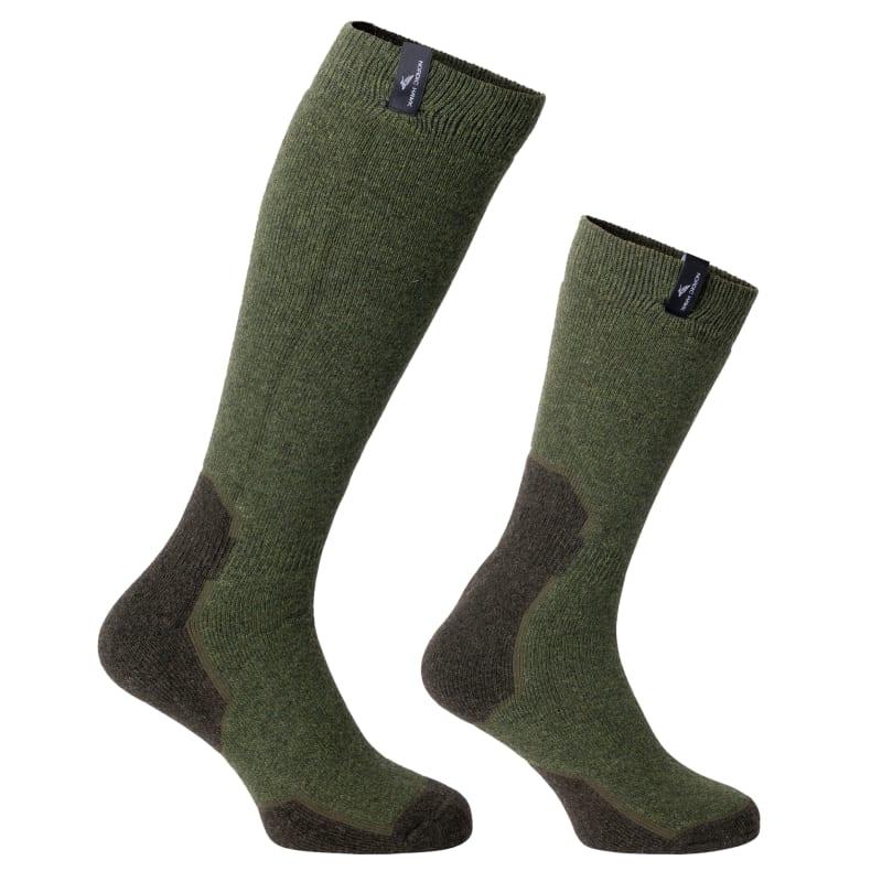 2-pack Hunting Socks