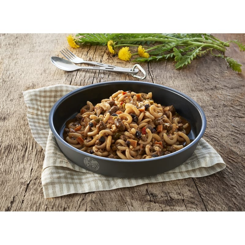Gourmet Forest Stew with meat