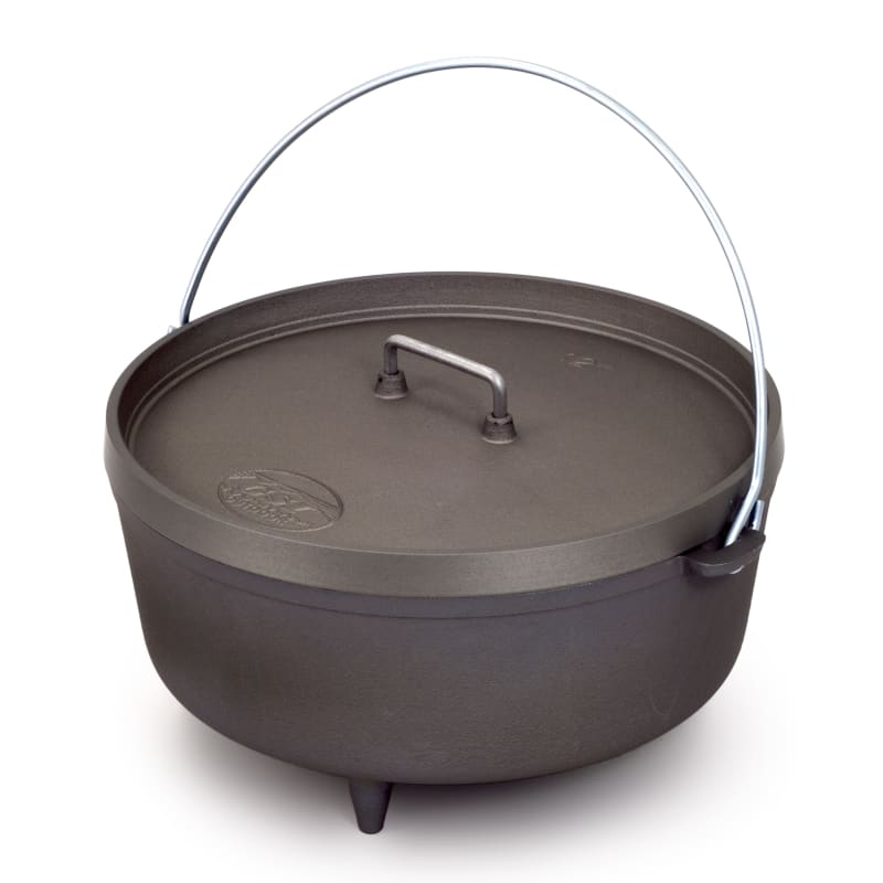 Hard Anodized 12'' Dutch Oven