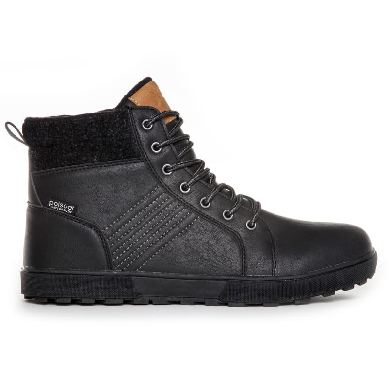 Men's Waterproof Warm Lined Boots 13