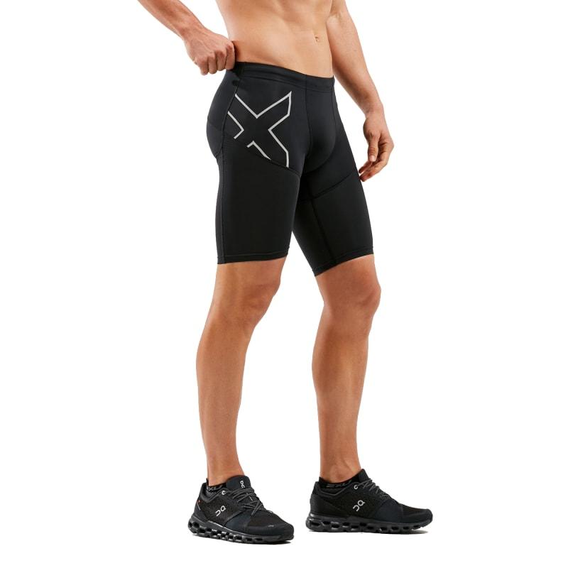 Men's Run Dash Compression Shorts
