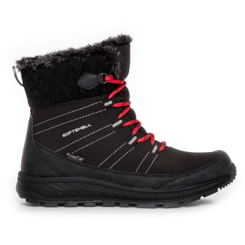 Women's Waterproof Boots In Softshell