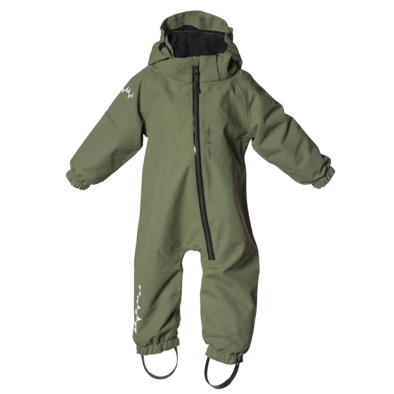 Toddler Hard Shell Jumpsuit