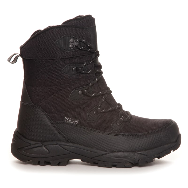 Unisex Waterproof Boots In Nylon/PU