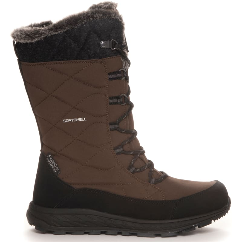 Women's Warm Lined Softshell Boots