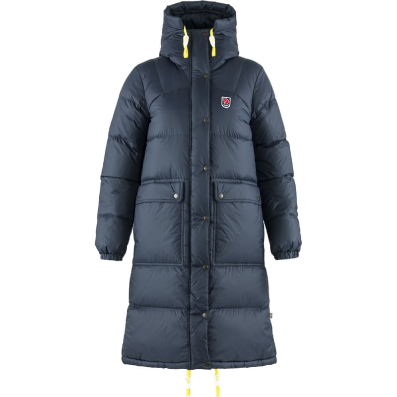 Expedition Long Down Parka Women's