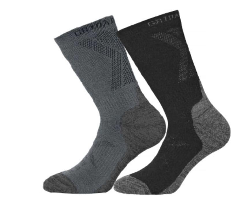 2-pack Merino Trekking Sock