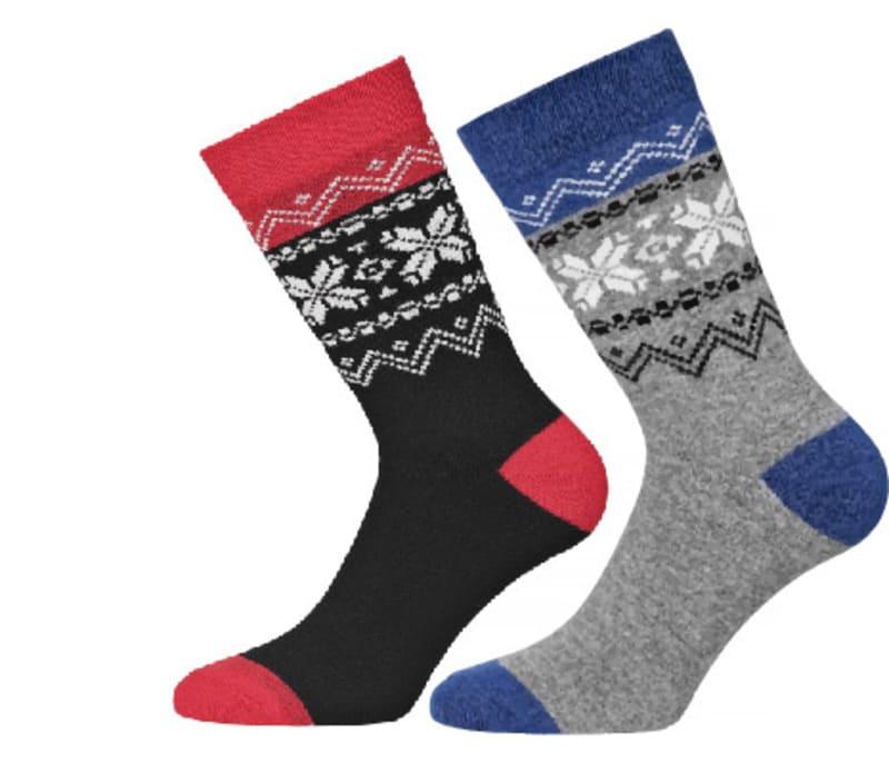 2-pack Heritage Merino Sock
