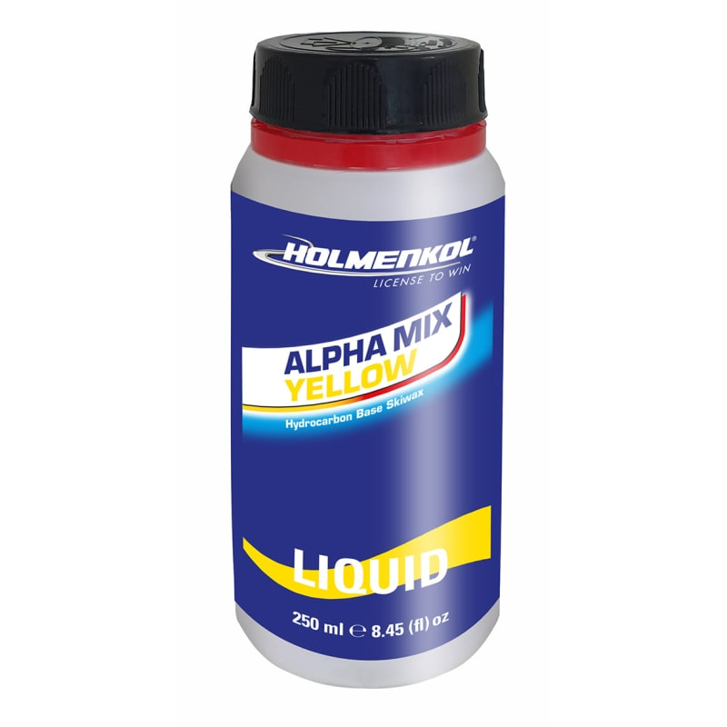 Alphamix Yellow Liquid 250ml