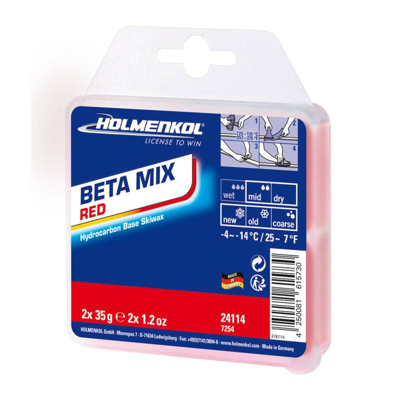 Betamix Red 2x35g