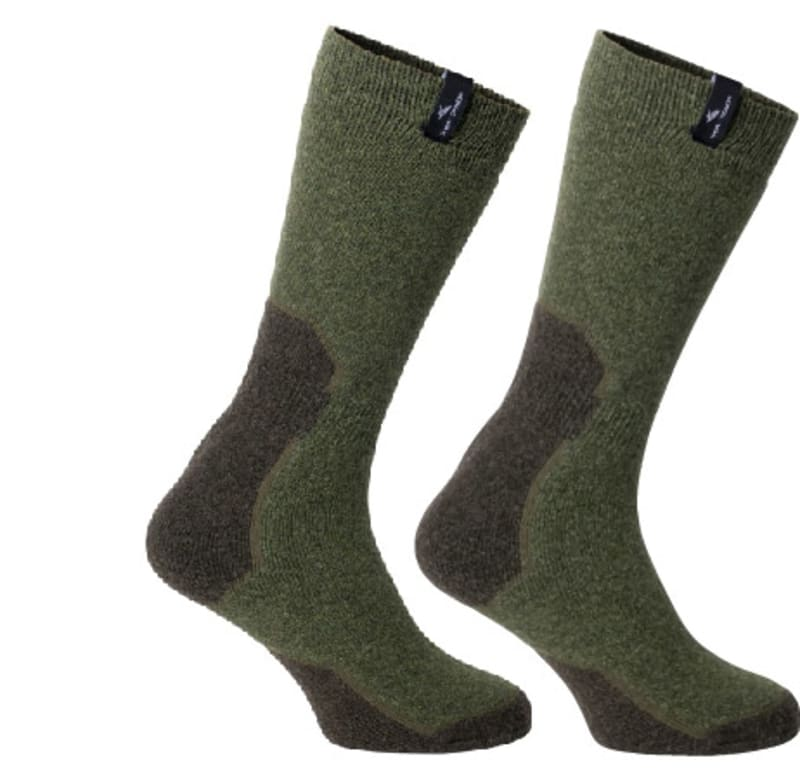 2-pack Hunting Sock Mid
