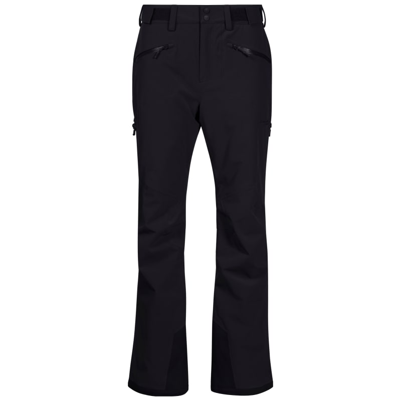 Bergans Oppdal Insulated Lady Pants Sort