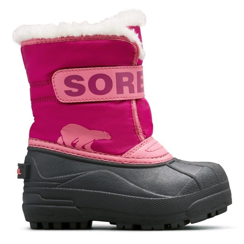 Sorel Toddler Snow Commander Rosa