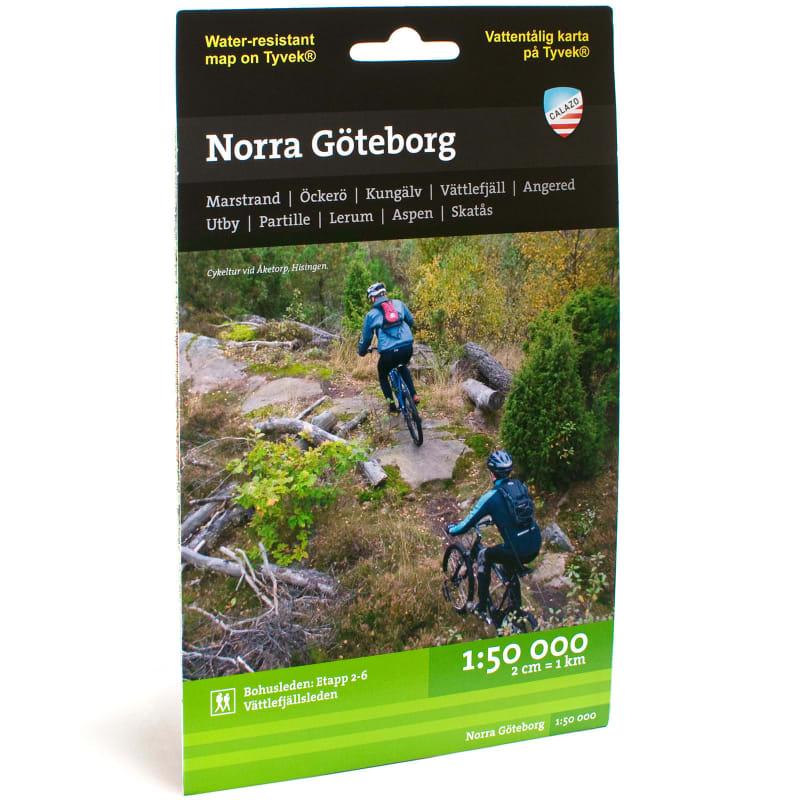 Calazo forlag Norra Göteborg Sort