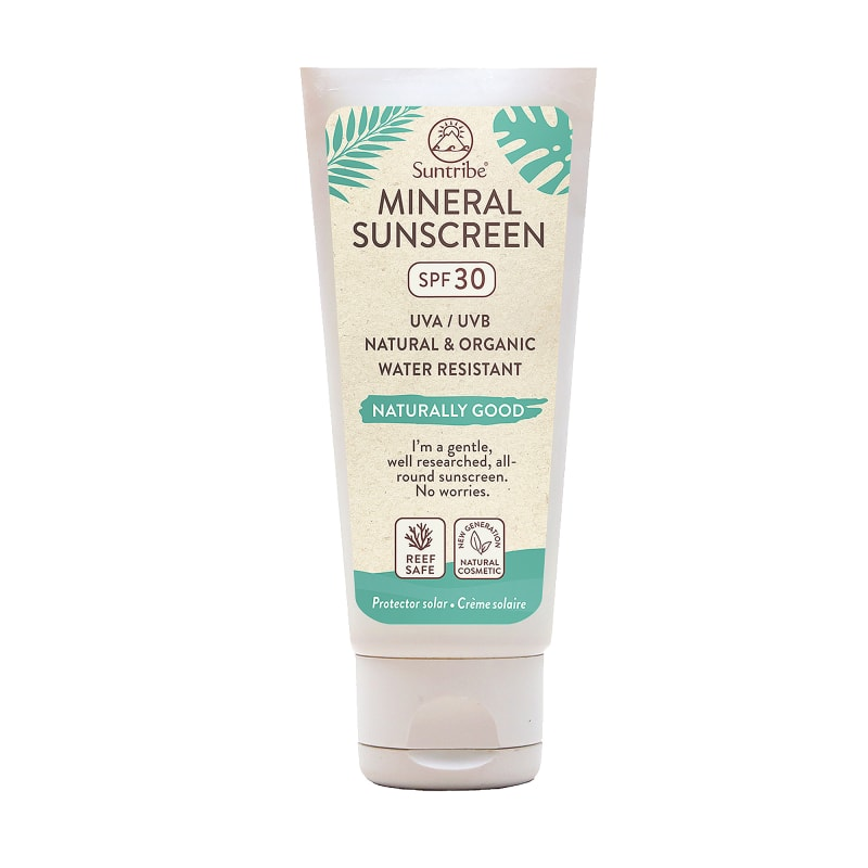 All Natural Mineral BODY & FACE