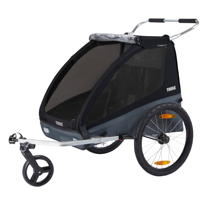 Coaster Xt Bike Trailer+Stroll