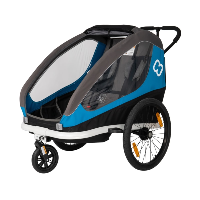 Traveller incl. Bicycle Arm & Stroller