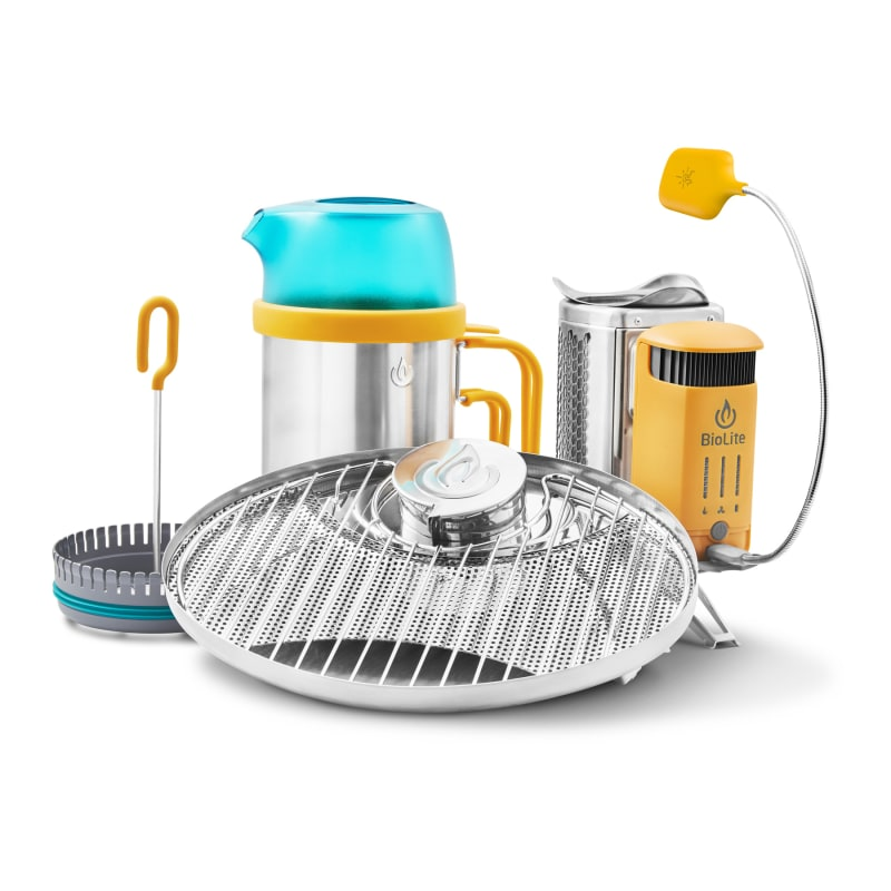 Campstove Complete Kit
