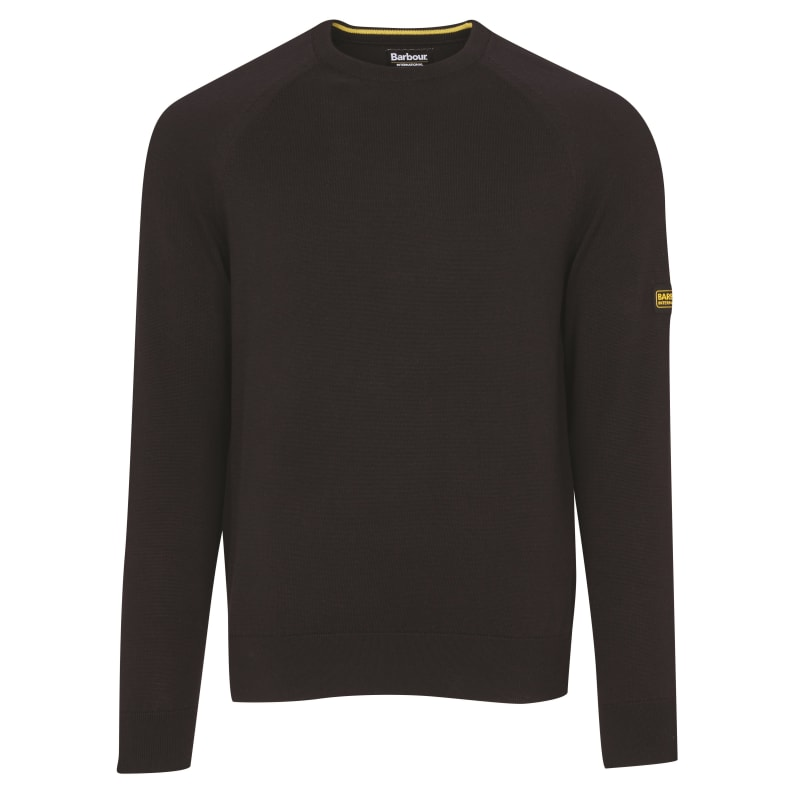 B. International Cotton Crew Neck Men´s