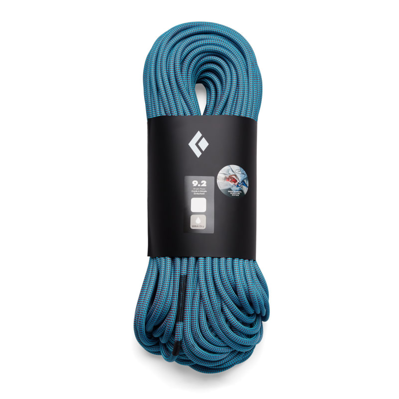 9.2 Rope - Dry Babsi Edition 80m