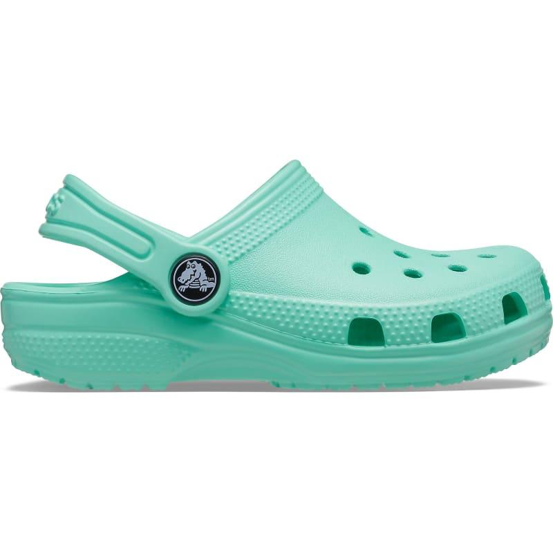 Crocs Kids Classic Clog Grønn