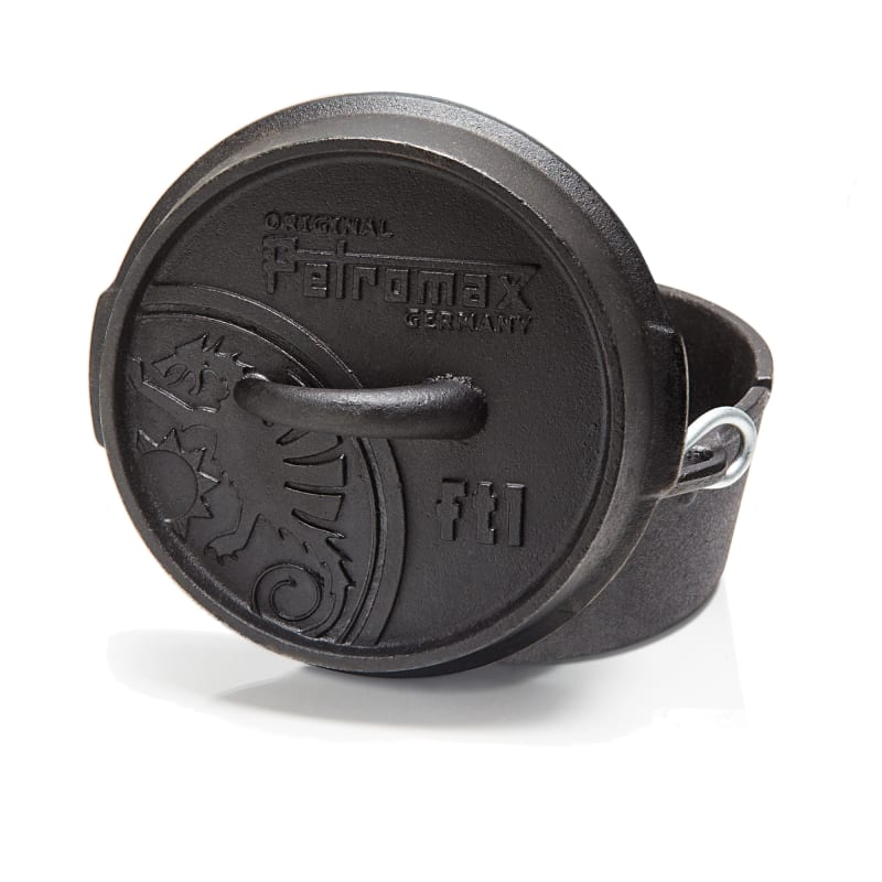 Petromax Dutch Oven FT1 With A Plane Bottom Surface Sort