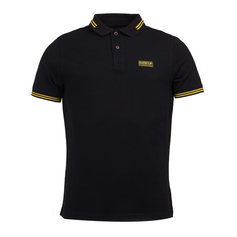 B. International Essential Tipped Polo