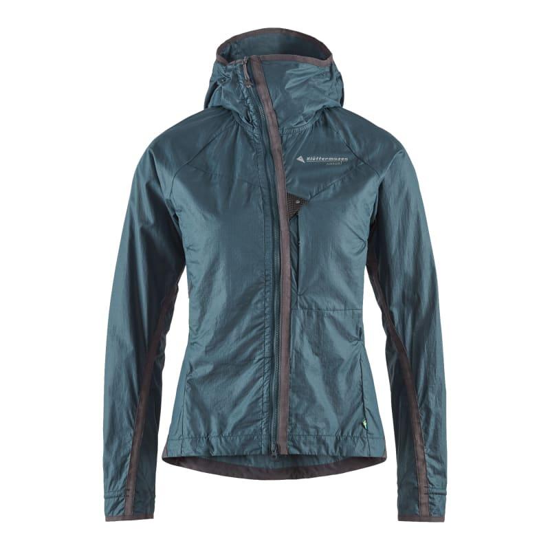 Ansur Hooded Wind Jacket Women's