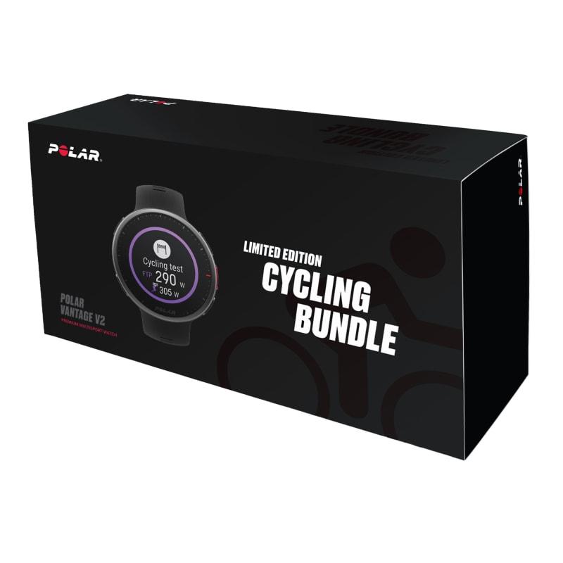 Vantage V2 HR Cycling Bundle