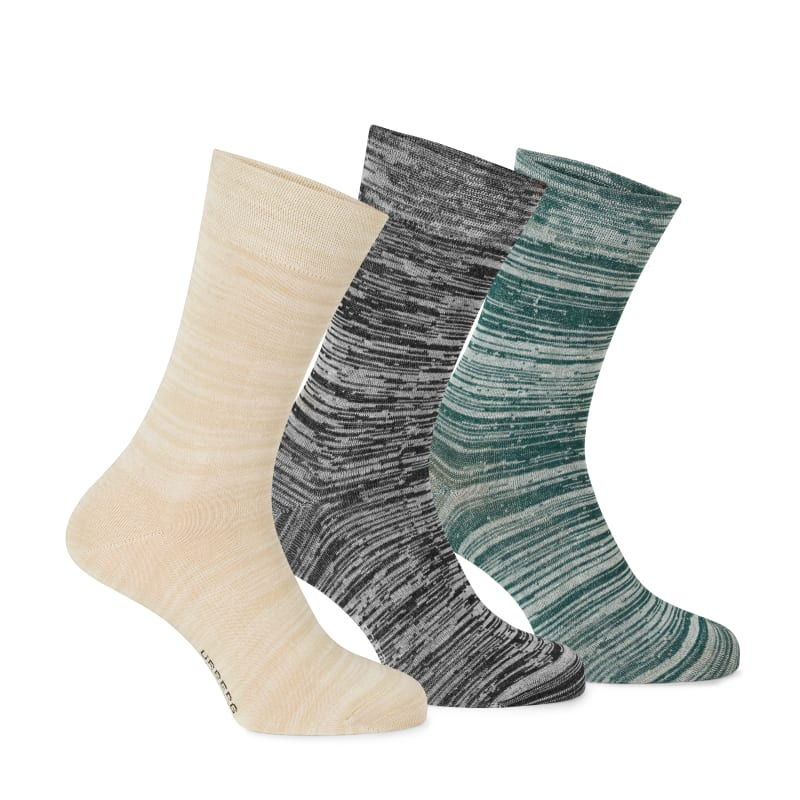 Bamboo Sock 3-pack